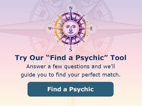 Try Our Find a Psychic Tool